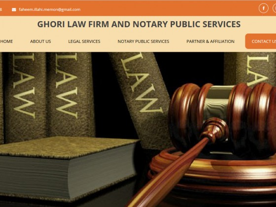 Law and Notary Pakistan